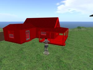 Rött hus i SL_001